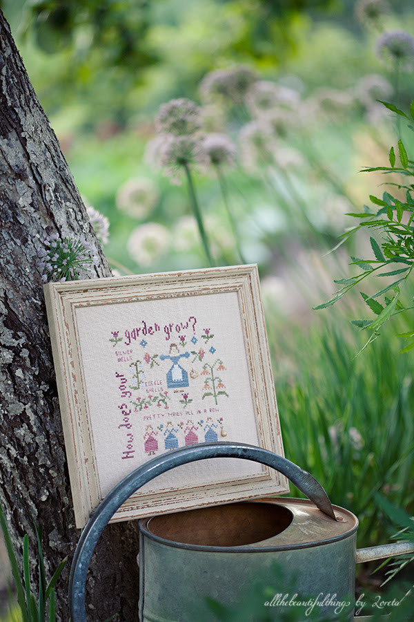 Mary, Mary, Quite  Contrary (Abbey Lane Designs)