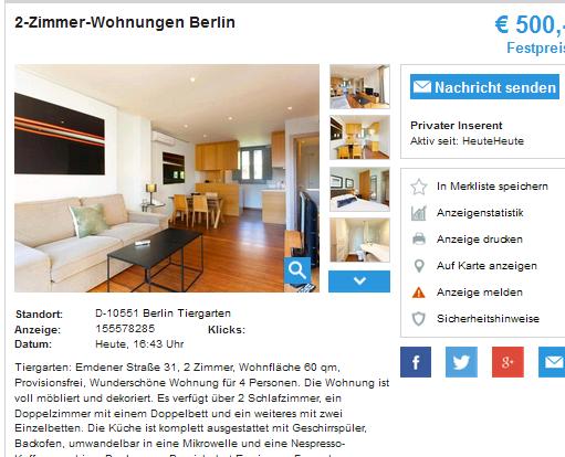 wohnung elegante zimmer 2. Black Bedroom Furniture Sets. Home Design Ideas