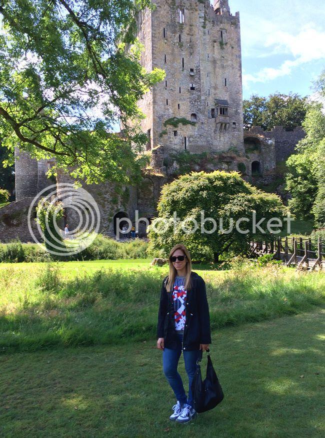 Blarney Castle-ootd