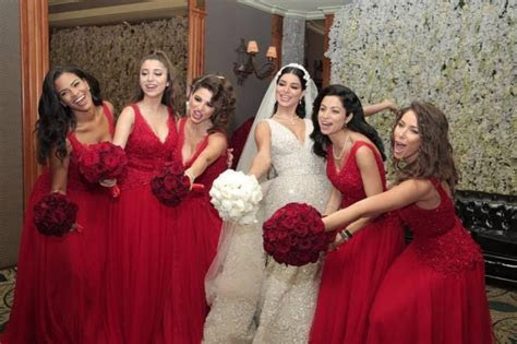 The Cost of Rima Fakih's Wedding Dress   Arabia Weddings