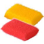 Prevue Hendryx Bird Cage Saver Scrub Pad - Assorted Colors