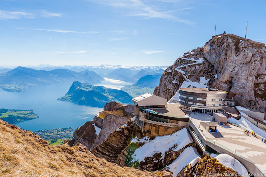 In Photos: Mount Pilatus, Switzerland - Geotraveler's Niche - Lola Akinmade Åkerström