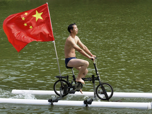 Why We Shouldn't Get All Excited About The Great Chinese Economic Data