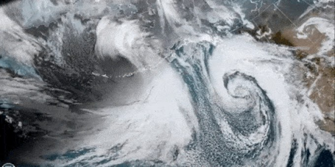 Parched northern California prepares for atmospheric river