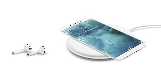 Apple reportedly going all in with wireless charging for the iPhone 8