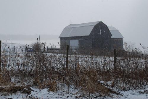 That familiar barn