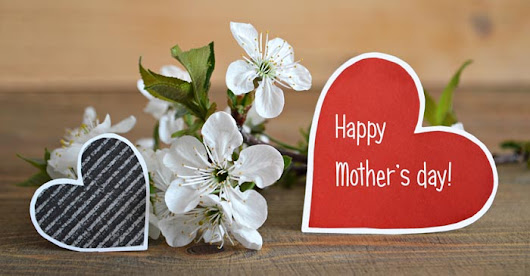 8 Ways to Help Celebrate Mother's Day