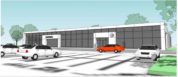 AutoNation Volkswagen