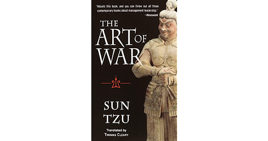 Steve Cioccolanti's review of The Art of War
