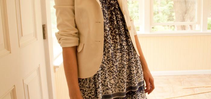 dashdotdotty dash dot dotty white blazer miami vice skirt as dress yes yes yes summer outfit