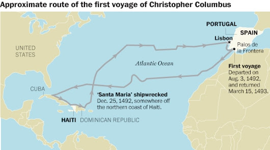 Archaeologist likely solves 500-year-old mystery of Christopher Columbus's missing Santa Maria