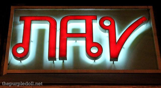 Nav Modern Thai Cuisine at Kapitolyo