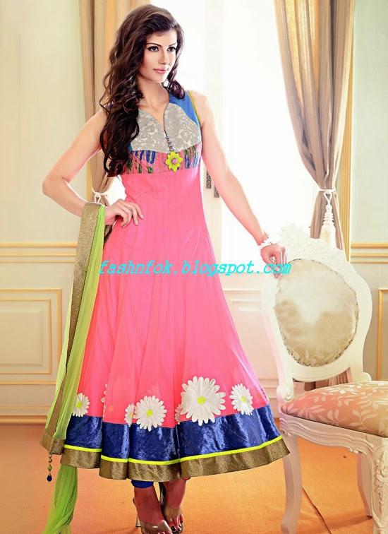 Beautiful-Gorgeous-Anarkali-Bridal-Wedding-Frock-New-Fashion-Trend-for-Cute-Girls-2013-14-10