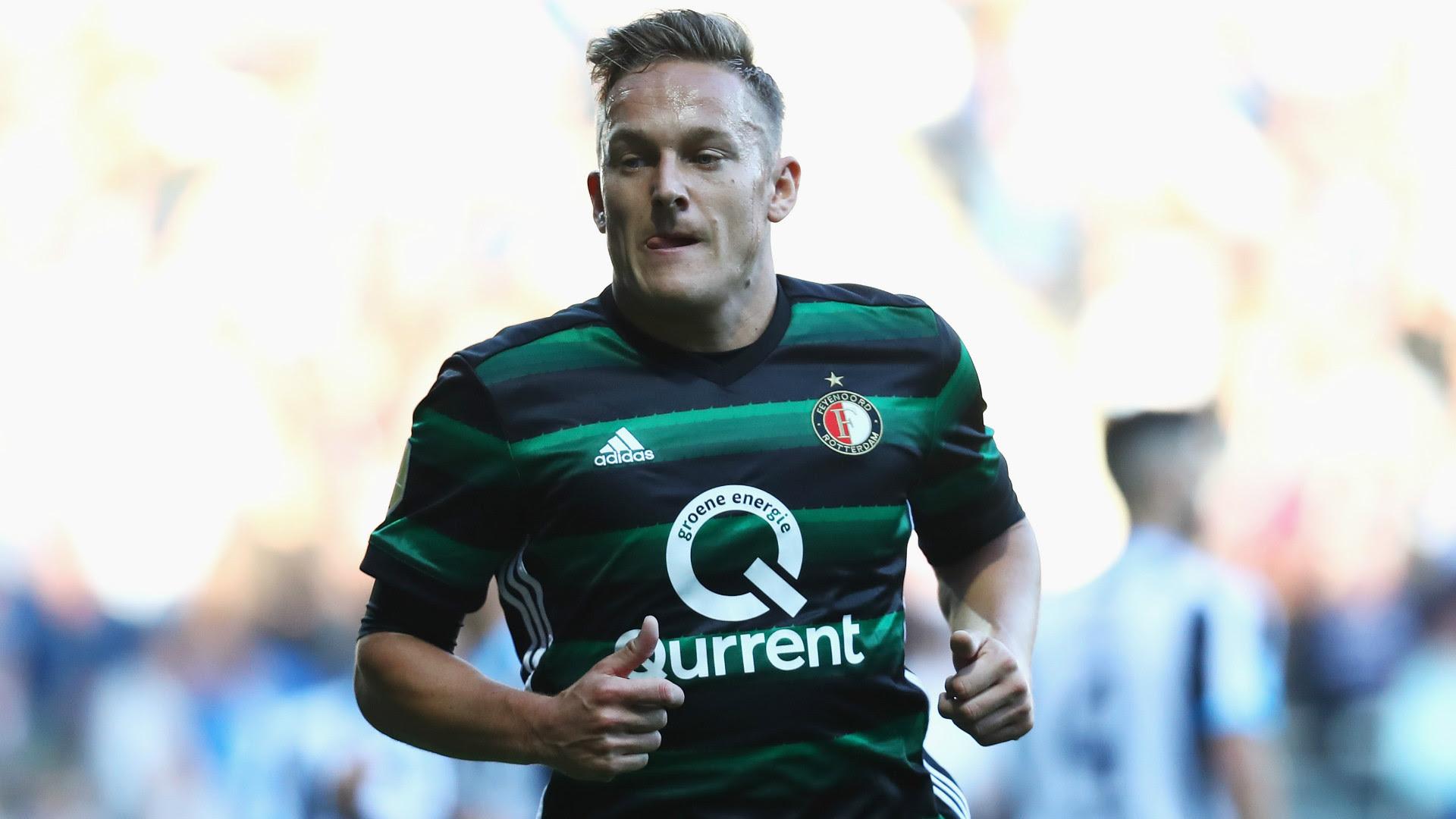 Jens Toornstra Feyenoord
