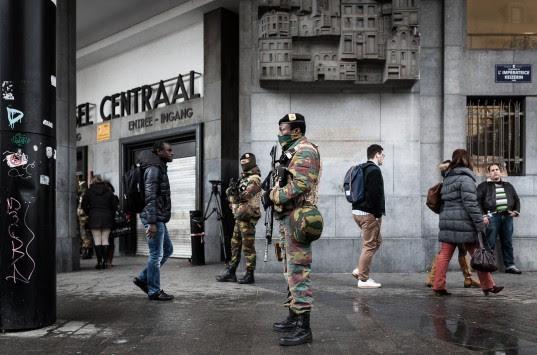 Βρυξέλλες: Τρόμος σε όλη την Ευρώπη - 400 τζιχαντιστές είναι έτοιμοι να χτυπήσουν τις ευρωπαϊκές πόλεις - Οι νέες μέθοδοι μάχης