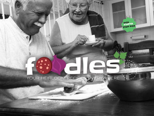 Foodles — Your Heirloom Recipes, Everywhere