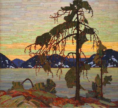 Tom Thomson - The Jack Pine