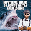 How to Write a Logline With Stakes and Irony | Screenplay Readers