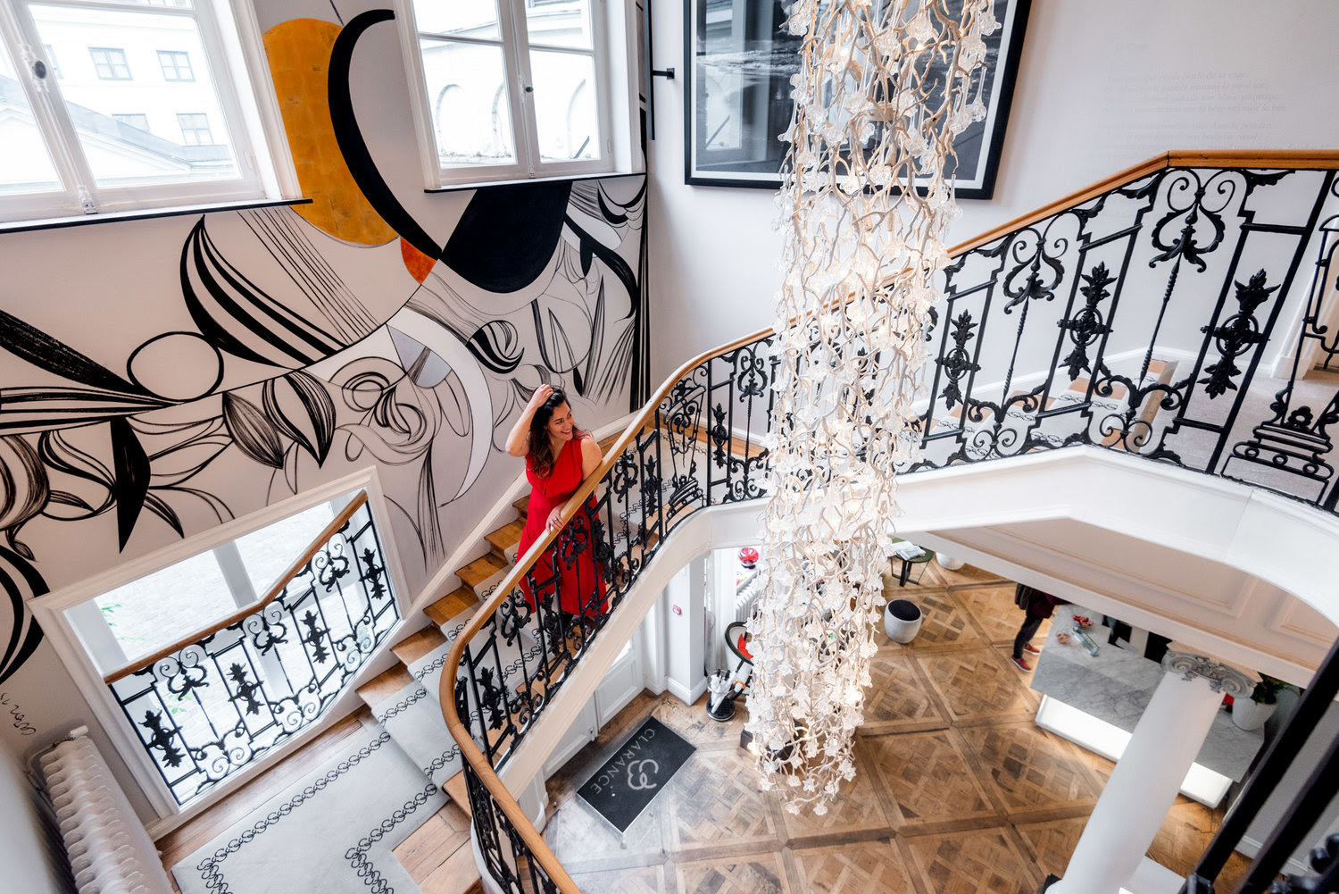 Clarance Hotel Lille Historic Charm Meets Modern Luxury In
