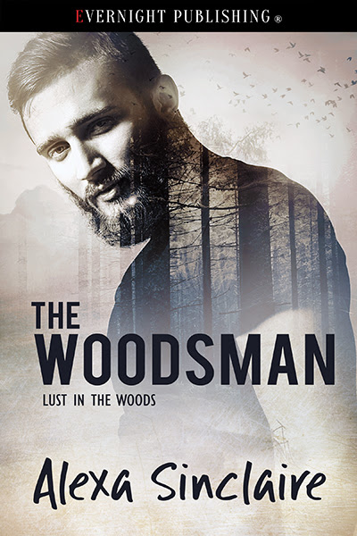 New Release The Woodsman by Alexa Sinclaire @evernightpub