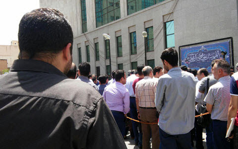 Iran: Metro Company Does Not Provide the Employee's Social Insurance Premiums