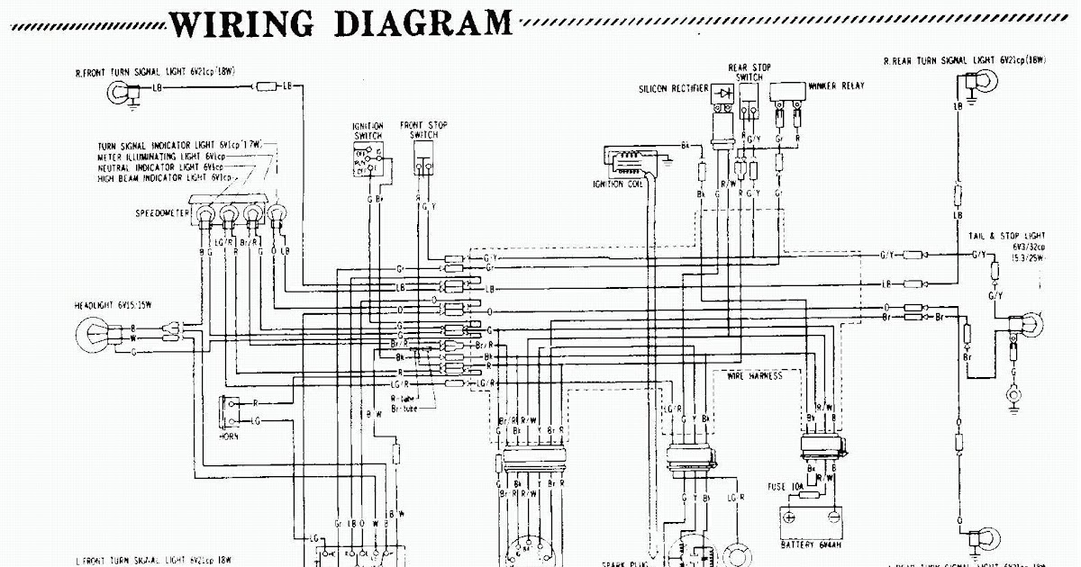 Suzuki Rg Sport 110 Wiring Diagram : Diagram Tao 125 Atv