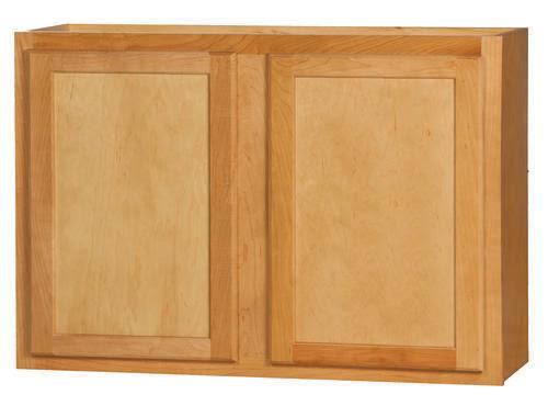"Kitchen Kompact Mellowood 42W 42"" x 30"" Maple Wall Cabinet ..."