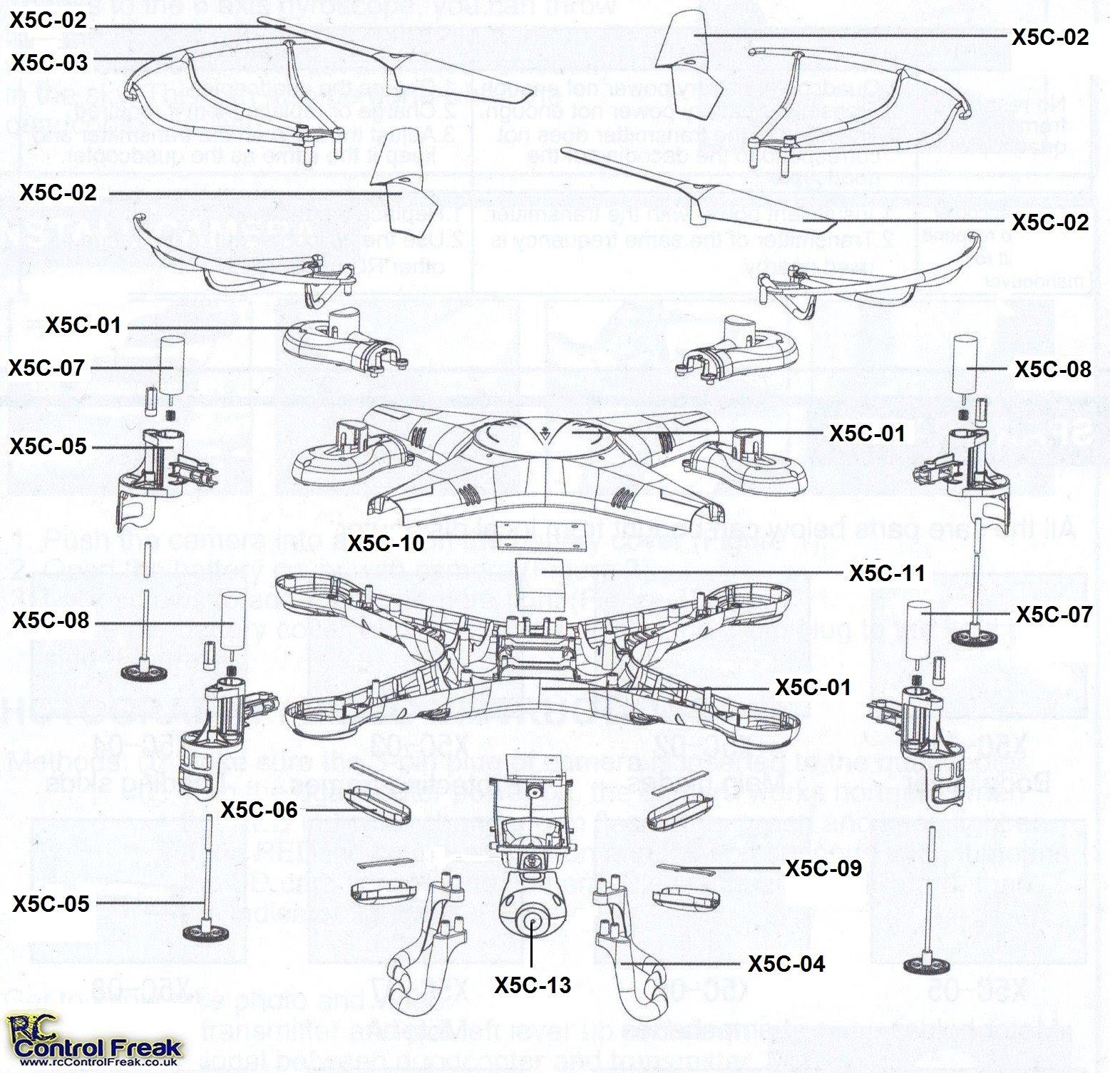 Wiring Diagram: 32 Dji Phantom 4 Parts Diagram