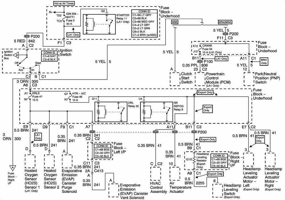 Freightliner Classic Wiring Diagrams