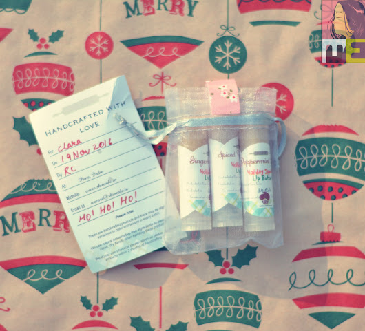 Blogmas: Skincafe Holiday Special Lip Butters Review – Gingerbread Latte, Spiced Pumpkin Latte, Peppermint Latte