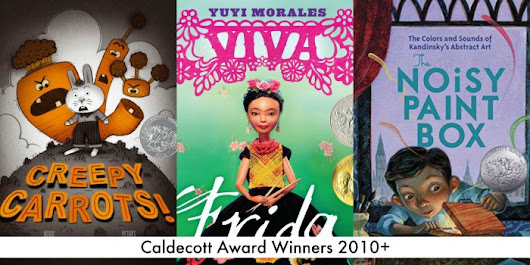 Caldecott Winners 2010 to Now | The Jenny Evolution