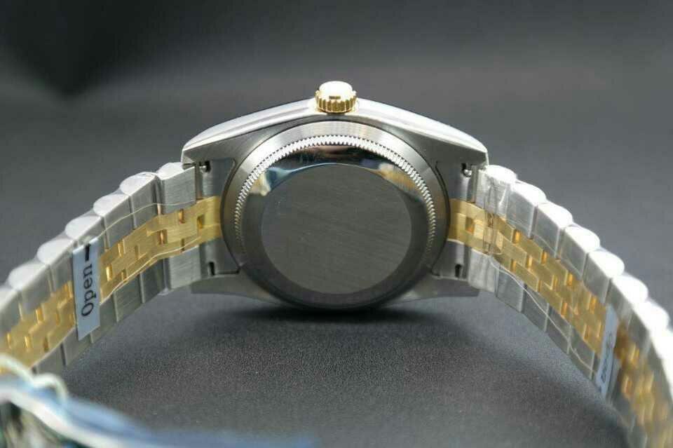 Rolex Datejust 116233 Case Back