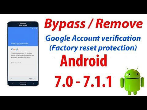 Samsung frp bypass trick for 2018 security patch 7.0 /7.1 8.0 All Samsung Mobile Frp Bypass Latest Security Patch 2018 No Calculator Method No Combination file