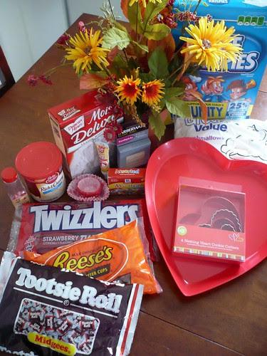 Feb 13 - Valentine's goodies