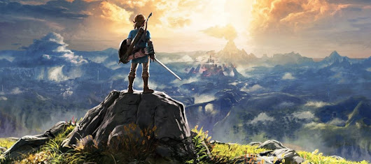 Dimostra il tuo amore per The Legend of Zelda: Breath of the Wild - I Love Videogames