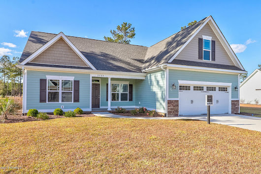 House Hunting with KBT: What's to Love at 3723 Sunny Meadow Lane in Summerwoods | KBT Realty | Cape Fear to Coast Blog | Find Your Place on the Coast