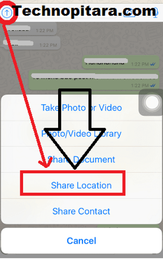 {working 100%} How to send Fake Location on WhatsApp