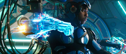Film Review: Pacific Rim Uprising (dir. by Steven S. DeKnight)