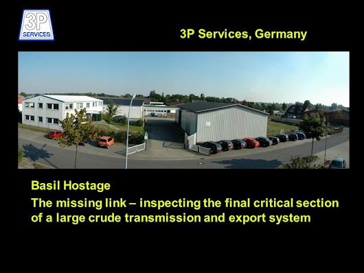 3P Services, Germany Basil Hostage