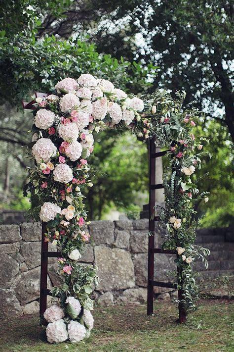 Floral Wedding Décor Ideas
