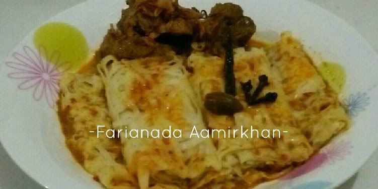 Resep Roti Jala Oleh --Farianada Aamirkhan--