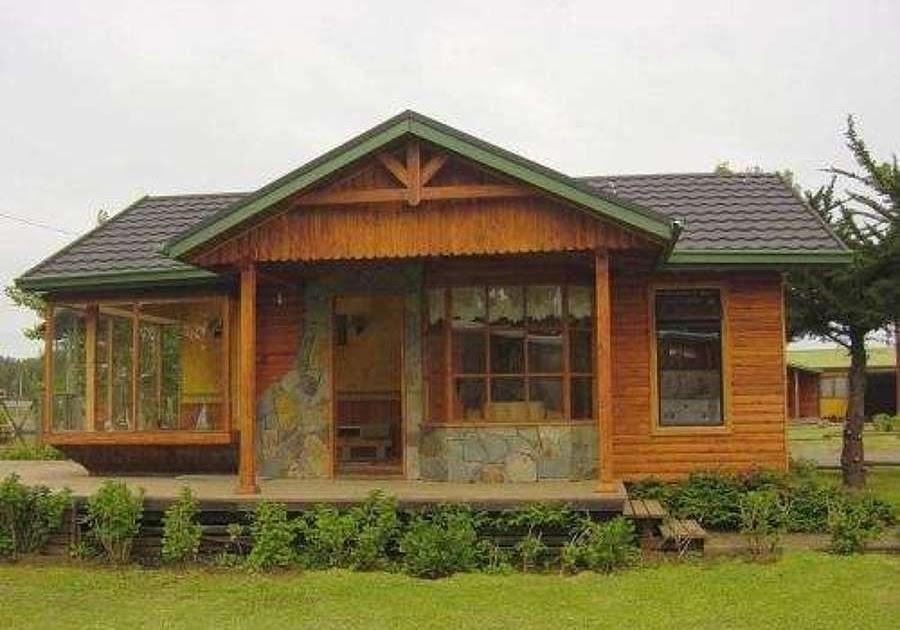 Casas de madera prefabricadas casa prefabricada v region for Casas prefabricadas ocasion