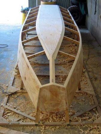 Cool Sculling skiff boat plans | Velera