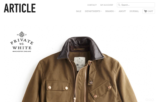 Inspiration: 9 Ecommerce About Pages That Are Killing It — Ecommerce Blog by Shopify