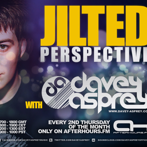 Jilted Perspective 077 (December 2017) [Anomaly Dec 9th set reconstruction] by Davey Asprey