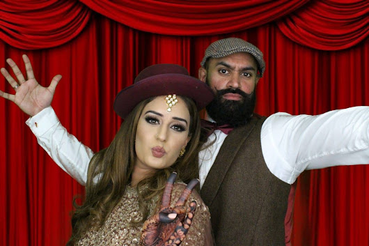 Deeps & Deepi's Wedding 21-04-18 - Quirky Photo Booths