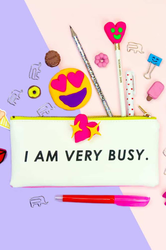 Happy Weekend & Almost Back To School Time! ⋆ Brite and Bubbly