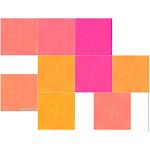Nanoleaf - Canvas Smarter Kit - 9 Light Squares - Multicolor