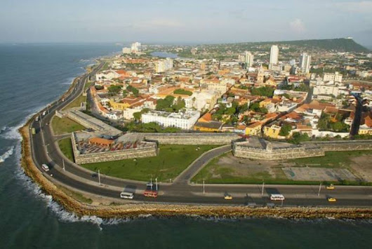 """Cartagena: principal destino turístico de Colombia"" World Travel Award"