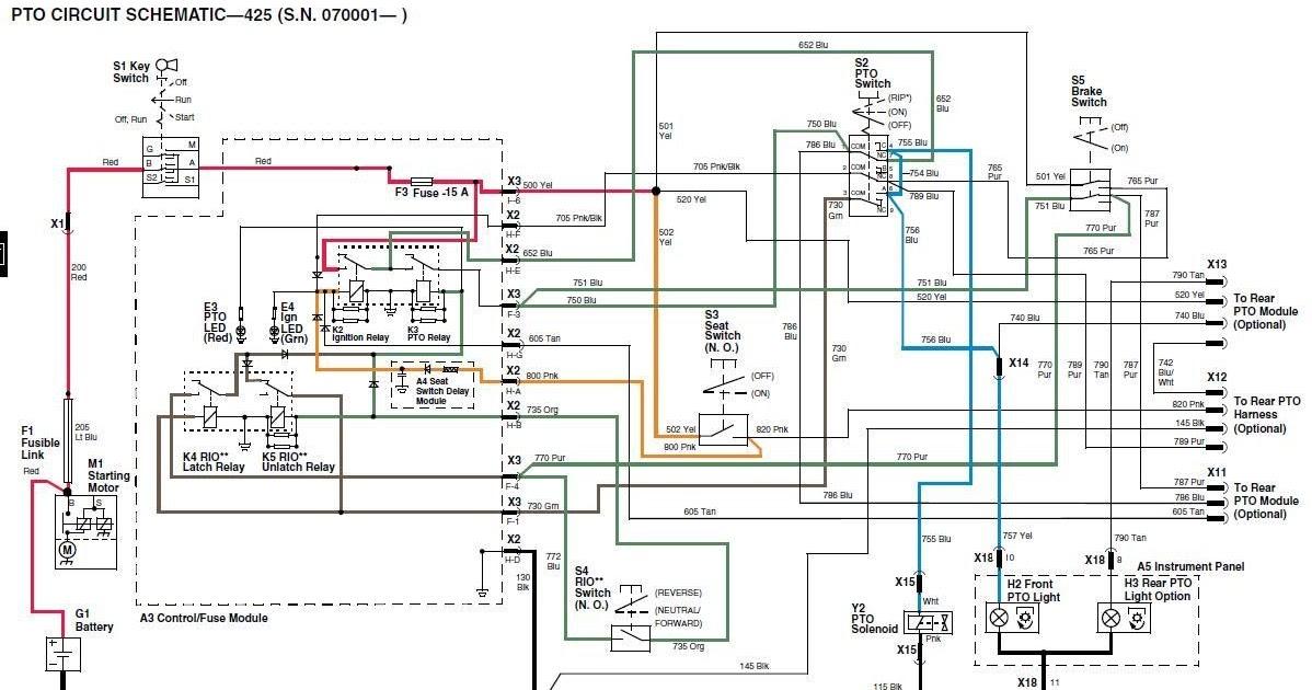 Jd 455 Wiring Diagram